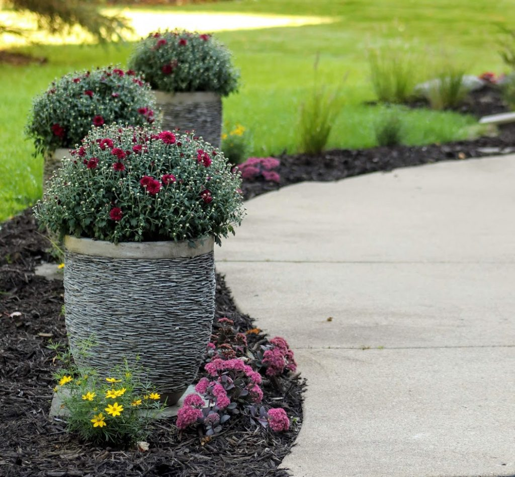 new Creations Landscaping Project
